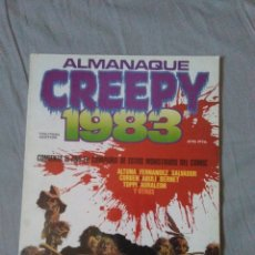 Cómics: CREEPY ALMANAQUE 1983. Lote 176123933