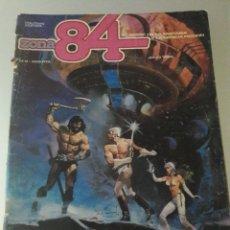Cómics: ZONA 84 N°2 JULIO-1984 FANTANSIA Y CIENCIA FICCIÓN. Lote 176207183