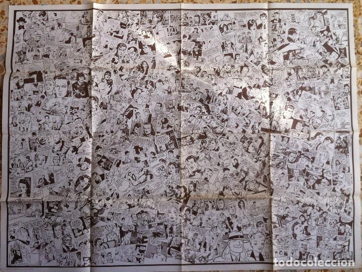 Cómics: Comix Internacional. Números del 1 al 12 + poster gigante (68 X 90) Homenaje al comic USA. 1980-81 - Foto 13 - 176265364