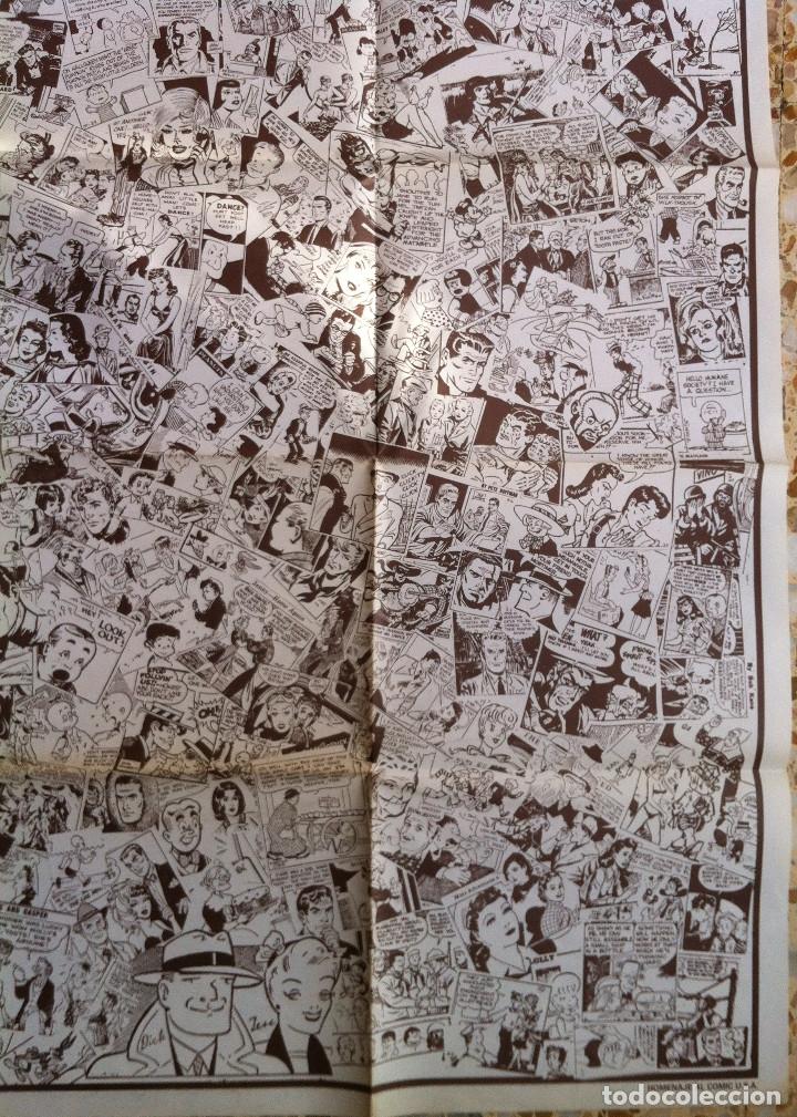 Cómics: Comix Internacional. Números del 1 al 12 + poster gigante (68 X 90) Homenaje al comic USA. 1980-81 - Foto 18 - 176265364