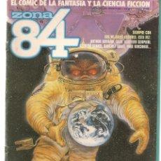 Comics : ZONA 84. Nº 25. TOUTAIN EDITOR. (ST/A02). Lote 176341942