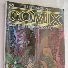Comics: COMIX INTERNACIONAL Nº 45 TOUTAIN EDITOR -1982. Lote 176378272