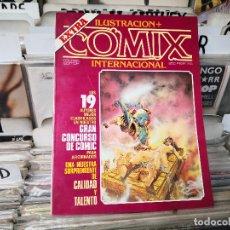 Cómics: ILUSTRACIÓN+COMIX INTERNACIONAL-EXTRA 1983. Lote 176415992