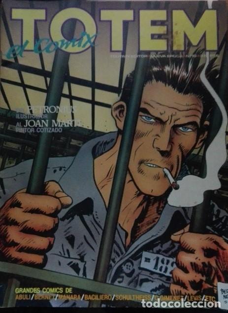 TOTEM EL COMIX Nº 10 - TOUTAIN EDITOR (Tebeos y Comics - Toutain - Otros)