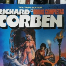 Cómics: PILGOR. RICHARD CORBEN.. Lote 175489168
