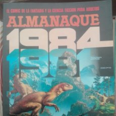 Cómics: ALMANAQUE 1984 #. Lote 177378420