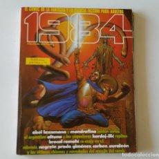 Cómics: CÓMIC 1984 EXTRA Nº 11 TOUTAIN CONTIENE LOS Nº 55, 56 Y 57 FANTASIA Y CIENCIA FICCIÓN PARA ADULTOS. Lote 177426273