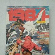 Cómics: 1984 - EXTRA Nº 13 - RETAPADO CON LOS NÚMEROS: 61, 62, 63 - TOUTAIN - VER TODAS LAS FOTOS. Lote 177595155
