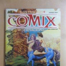 Cómics: Nº 40 - COMIX INTERNACIONAL - TOUTAIN EDITOR - MARZO 1984. Lote 177614959