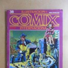 Cómics: Nº 38 - COMIX - TOUTAIN EDITOR - ENERO 1984. Lote 177615095