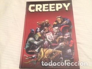 CREEPY COLECCIÓN COMPLETA 14 TOMOS (Tebeos y Comics - Toutain - Creepy)