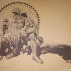 Cómics: LÁMINA DE RICHARD CORBEN 1978 PLATE TWO YTGNA HIS FAITHFUL AMMORA. Lote 177757609