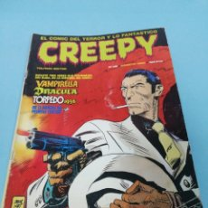 Cómics: CREEPY. NÚMERO 38.. Lote 177772032