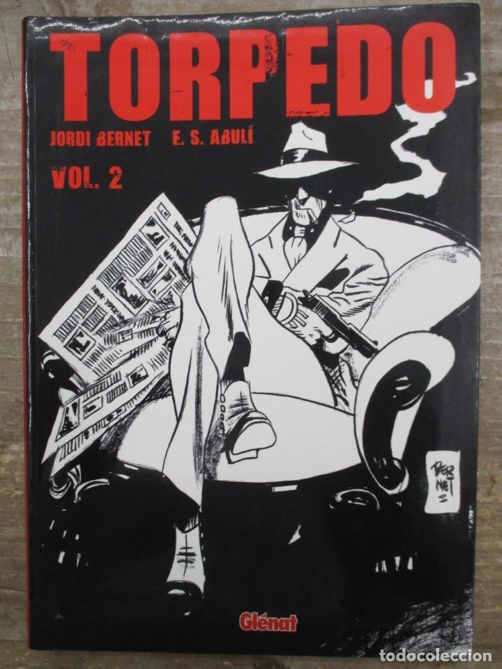 TORPEDO 1936 - VOLUMEN 2 - JORDI BERNET BERNET - SANCHEZ ABULI - CATALAN - GLENAT / TOUTAIN (Tebeos y Comics - Toutain - Álbumes)