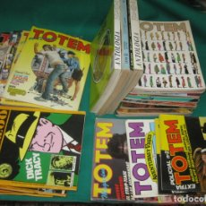 Cómics: 17 TOTEM , 7 TOTEM CALIBRE 38, 10 TOTEM EL COMIX , 4 RETAPADOS, 4 MAS. TOTAL 42.. Lote 177877035