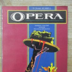Cómics: OPERA - P. CRAIG RUSSELL - TOUTAIN . Lote 177895109