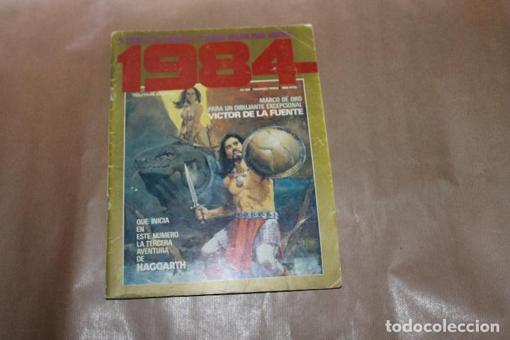 1984 Nº 38, DE TOUTAIN (Tebeos y Comics - Toutain - 1984)
