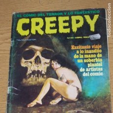 Cómics: TOUTAIN CREEPY 46. Lote 178289455
