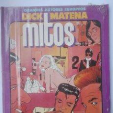 Cómics: MITOS 2 -DICK MATENA # Y3. Lote 178577157