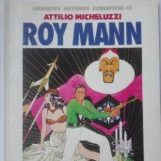 Cómics: ROY MANN - ATTILIO MICHELUZZI # Y3. Lote 178577253