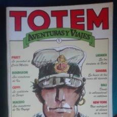 Cómics: TOTEM AVENTURAS Y VIAJES 1 # Y4. Lote 178678475