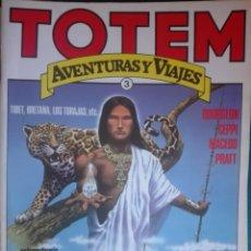 Cómics: TOTEM AVENTURAS Y VIAJES 3 # Y4. Lote 178678572