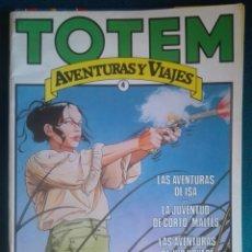 Cómics: TOTEM AVENTURAS Y VIAJES 4 # Y4. Lote 178678650