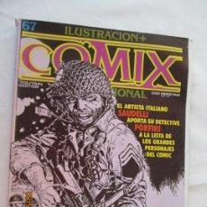 Comics: COMIX INTERNACIONAL Nº 67 -TOUTAIN EDITOR AÑOS 80. Lote 178798567