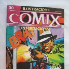 Cómics: COMIX INTERNACIONAL Nº 30 -TOUTAIN EDITOR AÑOS 80. Lote 178798810