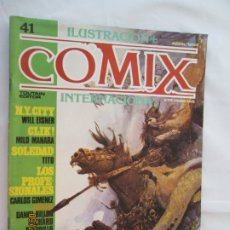Comics: COMIX INTERNACIONAL Nº 41 -TOUTAIN EDITOR AÑOS 80. Lote 178798935