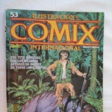 Comics: COMIX INTERNACIONAL Nº 53 -TOUTAIN EDITOR AÑOS 80. Lote 178799266