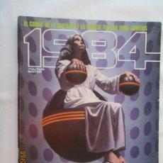 Cómics: 1984 EL COMIC DE LA FANTASIA Y LA CIENCIA FICCION PARA ADULTOS Nº 59 - AÑOS 1980 . Lote 178799616