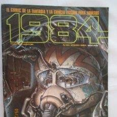 Cómics: 1984 EL COMIC DE LA FANTASIA Y LA CIENCIA FICCION PARA ADULTOS Nº 60 - AÑOS 1980 . Lote 178800207