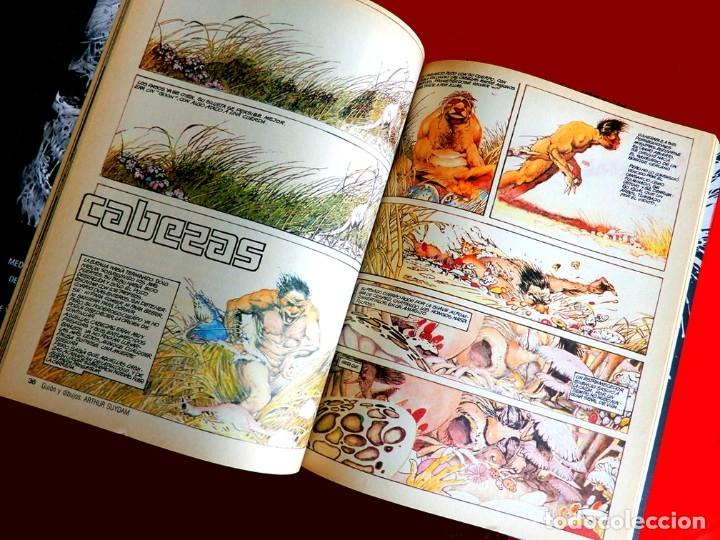 Cómics: ZONA 84, ALMANAQUE 1986 - TOUTAIN EDITOR - FANTASÍA Y CIENCIA FICCIÓN, PRIMERA EDICIÓN - NUEVO - Foto 4 - 178928560