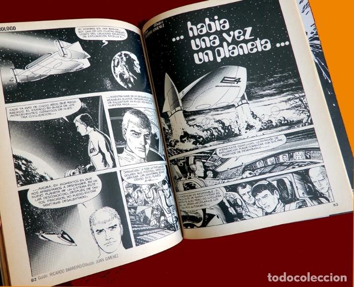 Cómics: ZONA 84, ALMANAQUE 1986 - TOUTAIN EDITOR - FANTASÍA Y CIENCIA FICCIÓN, PRIMERA EDICIÓN - NUEVO - Foto 7 - 178928560