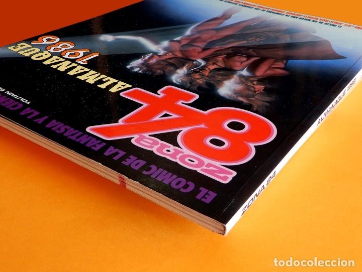 Cómics: ZONA 84, ALMANAQUE 1986 - TOUTAIN EDITOR - FANTASÍA Y CIENCIA FICCIÓN, PRIMERA EDICIÓN - NUEVO - Foto 8 - 178928560