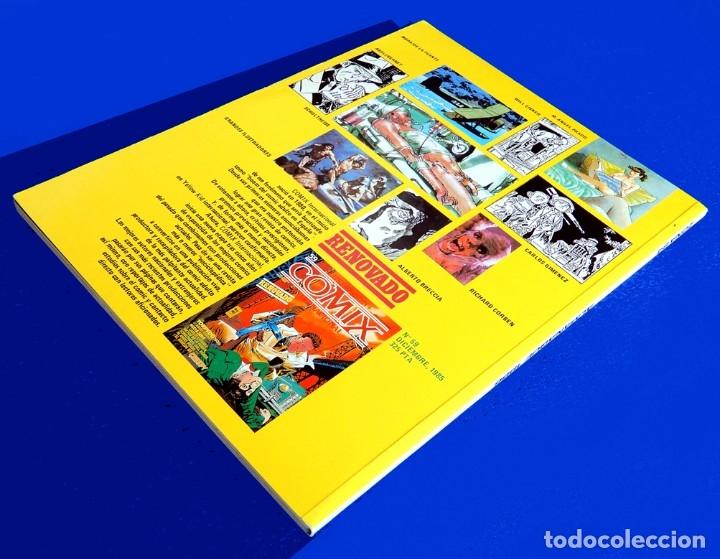 Cómics: ZONA 84, ALMANAQUE 1986 - TOUTAIN EDITOR - FANTASÍA Y CIENCIA FICCIÓN, PRIMERA EDICIÓN - NUEVO - Foto 9 - 178928560