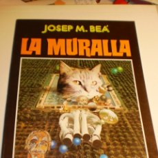 Cómics: LA MURALLA. JOSEP M. BEÁ. 1983 (BUEN ESTADO, SEMINUEVO). Lote 179005615