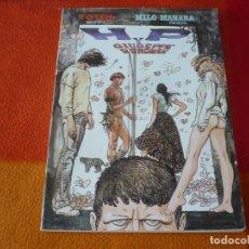 Cómics: HP Y GIUSEPPE BERGMAN ( MILO MANARA ) ¡BUEN ESTADO! TOTEM BIBLIOTECA NUEVA FRONTERA. Lote 179127835