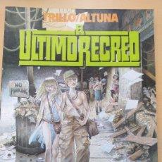 Cómics: EL ULTIMO RECREO. TRILLO ALTUNA. . Lote 179152281