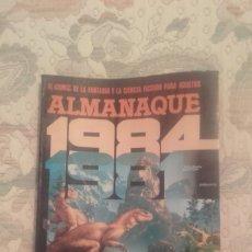 Cómics: ALMANAQUE 1984 DE 1981. Lote 179189968