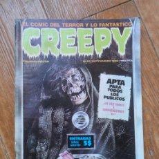 Cómics: CREEPY Nº 51 TOUTAIN 1980. Lote 179201298