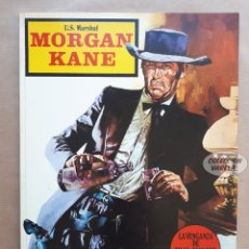 Cómics: MORGAN KANE - U.S. MARSHAL - TOUTAIN - JMV. Lote 179401541