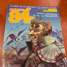 Cómics: COMIC ZONA 84 DE TOUTAIN, NUMEROS 17, 18, 19. EN MUY BUEN ESTADO. Lote 179541282
