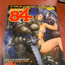 Cómics: COMIC ZONA 84 DE TOUTAIN, NUMEROS 32, 33, 34. EN MUY BUEN ESTADO. Lote 179541328