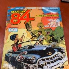 Cómics: COMIC ZONA 84 DE TOUTAIN, NUMEROS 71, 72, 73. EN MUY BUEN ESTADO. Lote 179541380