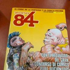 Cómics: COMIC ZONA 84 DE TOUTAIN, NUMEROS 29, 30, 31. EN MUY BUEN ESTADO. Lote 179541426