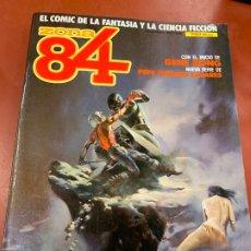 Cómics: COMIC ZONA 84 DE TOUTAIN, NUMEROS 26, 27, 28. EN MUY BUEN ESTADO. Lote 179541470