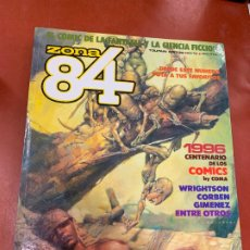 Cómics: COMIC ZONA 84 DE TOUTAIN, NUMEROS 68, 69, 70. EN MUY BUEN ESTADO. Lote 179541548