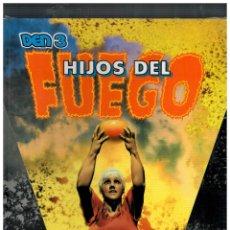 Cómics: DEN 3 -HIJOS DEL FUEGO- RICHARD CORBEN. NUEVO,SIN ABRIR.. Lote 193717510